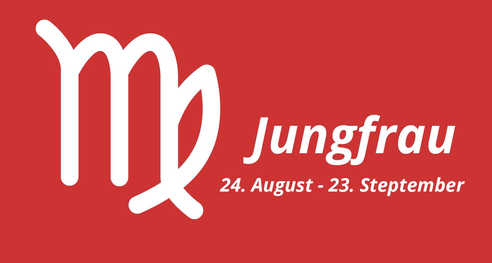 Sternzeichen Jungfrau Symbol