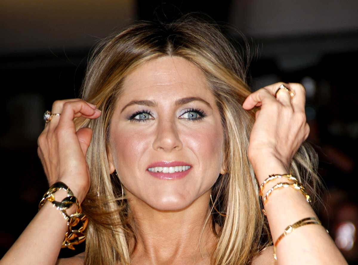 Jennifer Aniston ist Wassermann