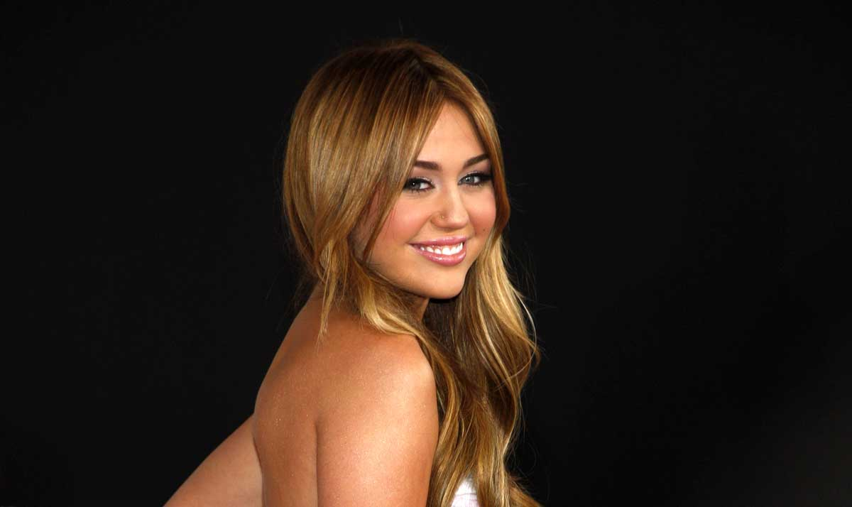 Miley Cyrus ist Schütze