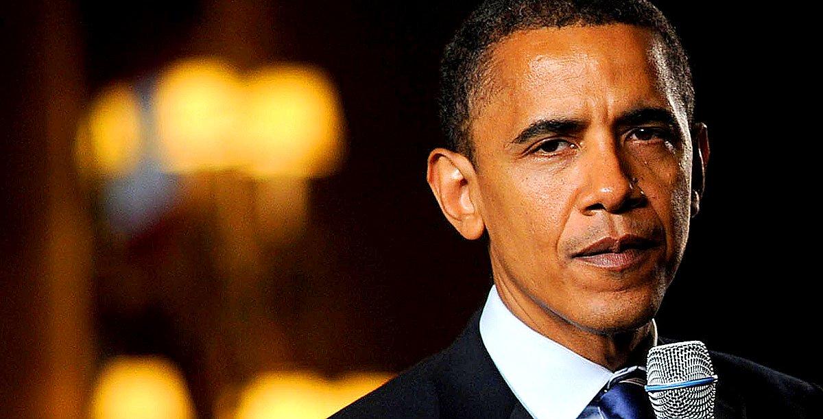 Barack Obama ist ein Löwe