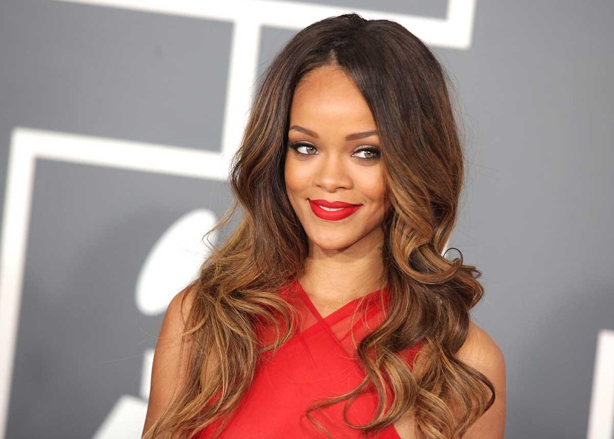 Rihannas Sternzeichen ist Fische