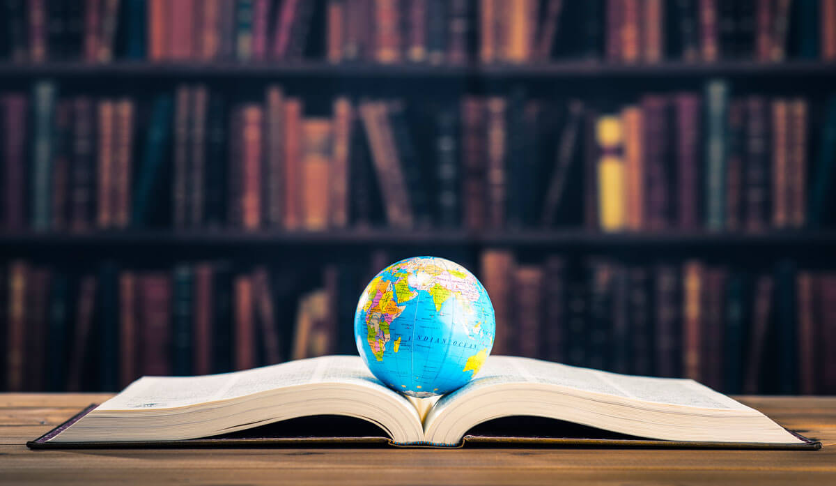 Die Welt spricht viele Sprachen