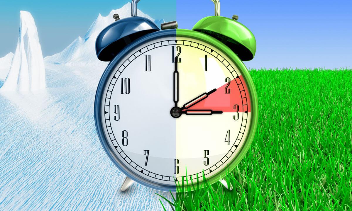 Uhren Umstellen 2021