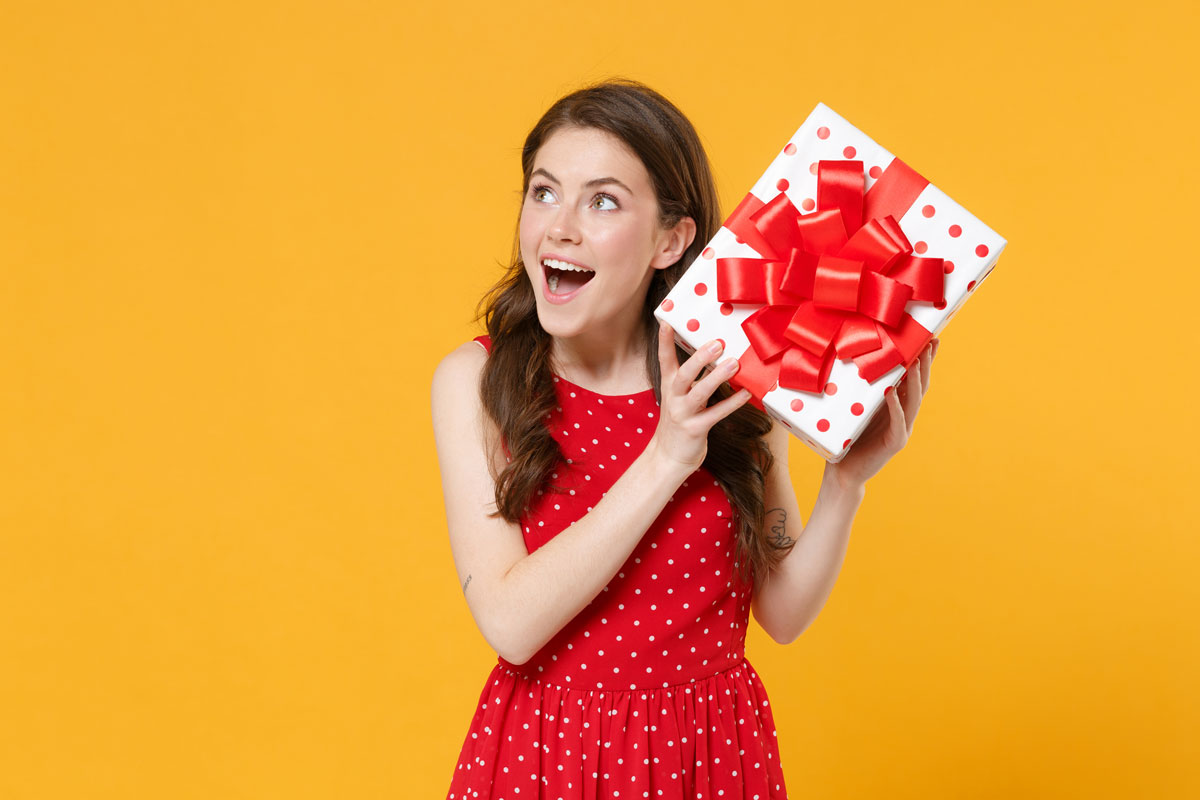Geschenke: Worüber freut sich ein Krebs?